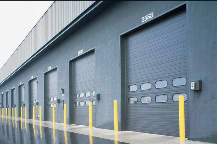 Sectional-Overhead-warehouse-Doors