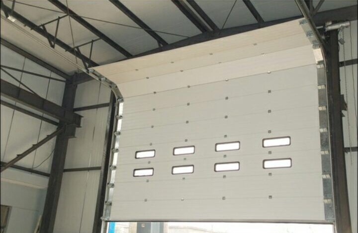 Sectional-Overhead-depot-Doors
